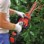 Elegir un kit de herramientas eléctricas de jardín inalámbrico[