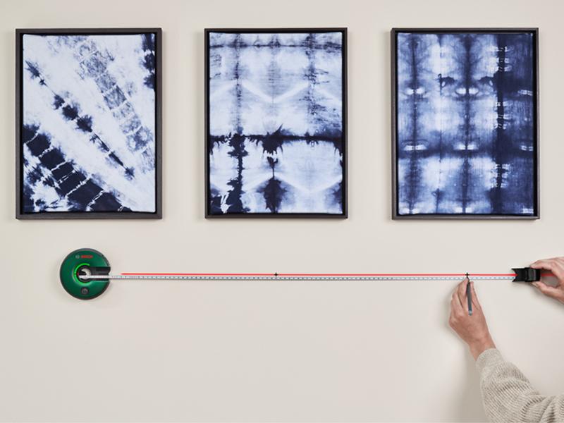 Bosch ATINO Marcado espacios para marcos de imágenes[