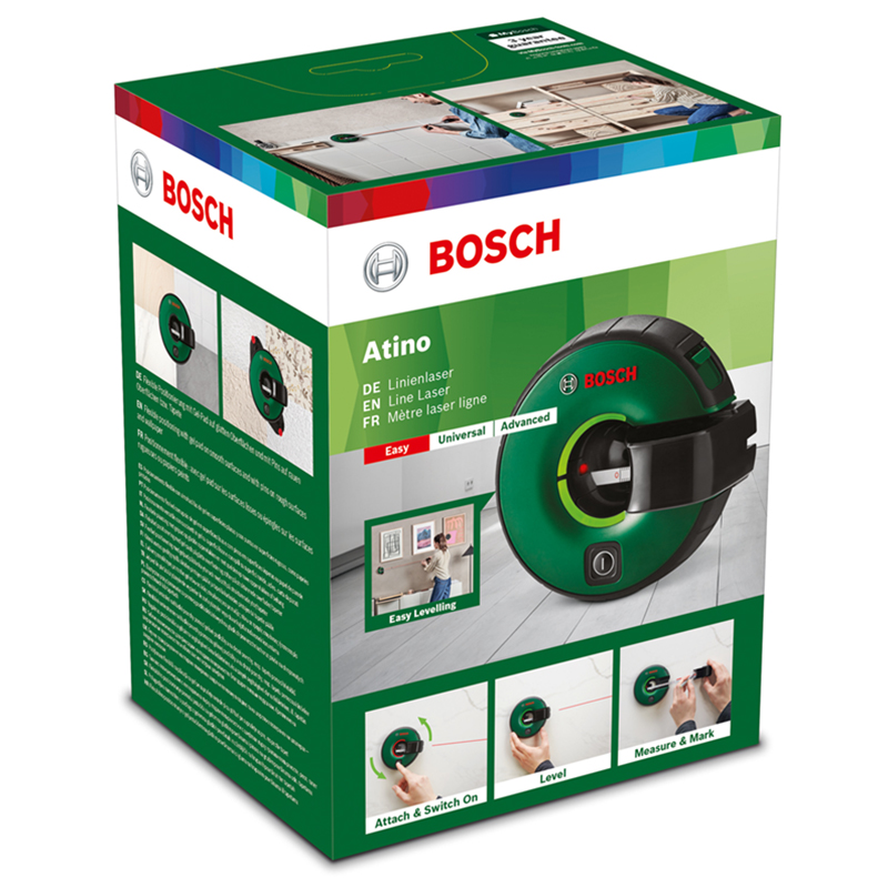 Bosch ATINO Retail Packaging[