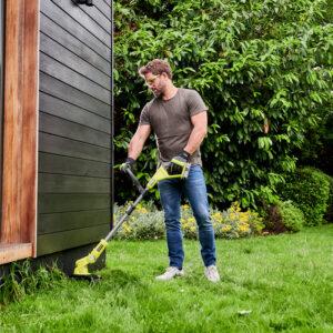 Elegir un recortador de hierba inalámbrico[