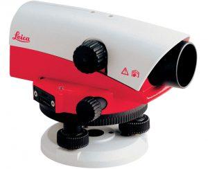 Nivel láser de Leica[